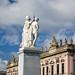 Vive Berlin Schloss Bruecke und Deutsches Historisches Museum