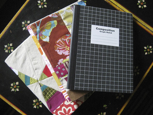 scrappy journals in progress!