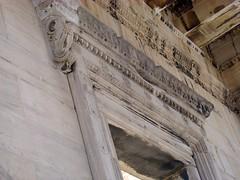Erechtheion, detail of north door (F. Tronchin) Tags: athens greece acropolis erechtheum erechtheion