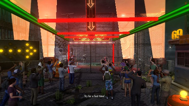 inFAMOUS 2 UGC: The Cage