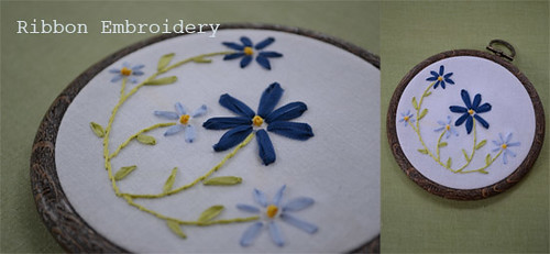 ribbon embroidery class