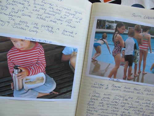 photos + journal