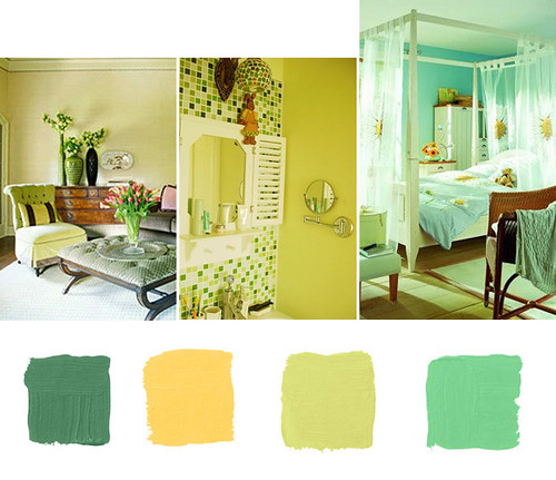 Green-color-scheme-for-summer-home-decor-04