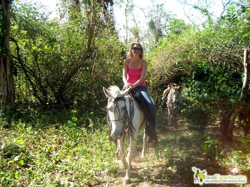 Horseback riding in guanacaste costa rica