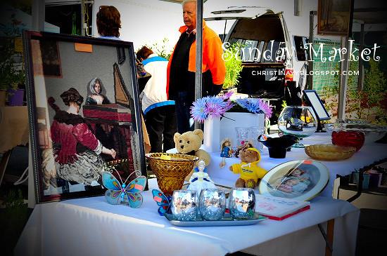 Sunday Market at Toowoomba PCYC