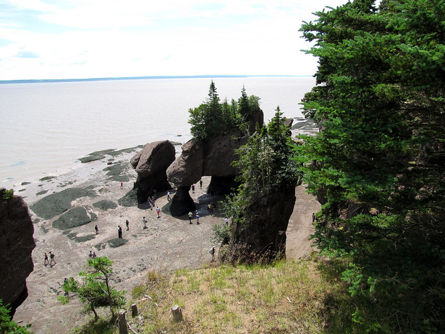 Hopewell Rocks-1