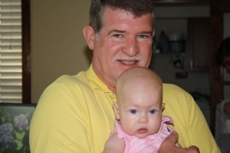 Annie Five Months 378