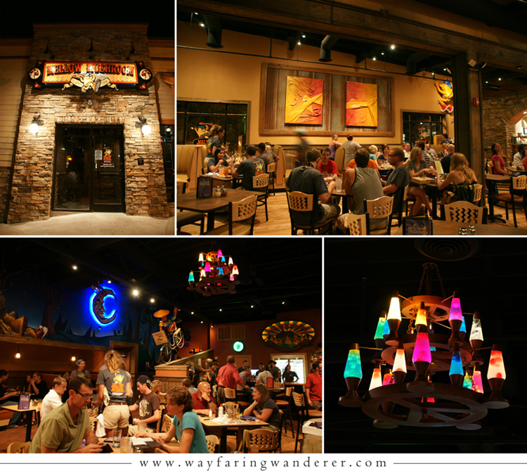 The NEW Mellow Mushroom in Boone, NC