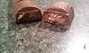 William Curley Praline Feullantine Bar (Lot-O-Choc) Tags: wafer hazelnut chocolatebar amedei milkchocolate praline williamcurley chocolatereview piedmonthazelnut pralinefeullantine