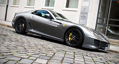 Novitec Ferrari 599 GTO!!! (Frankenspotter Photography) Tags: ferrari 599 gto novitec rosso 888 yellow grey gray black rims calipers mnchen munich maximilianstrase extreme supercar sportscar supercars sportscars v12 crazy amazing worldcars canon v expensive super car auto automotive great nice awesome fantastic colour flickr pol polfilter polarizer polarization polarisation bw circular eos 1100d adrian thelen frankenspotter circ