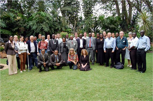 African Swine Fever workshop, July 2011, Nairobi