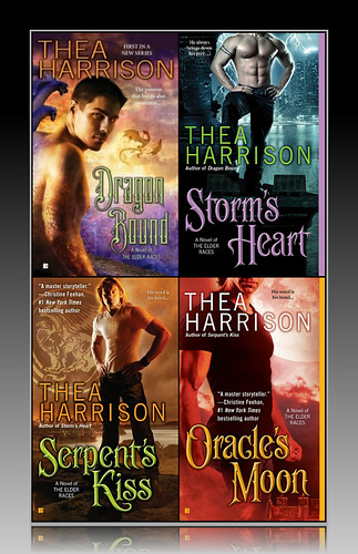 Elder Races series by Thea Harrison