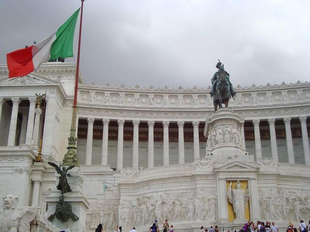Monument to Vittorio Emanuele II, Rome