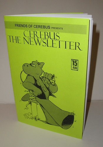 Cerebus The Newsletter #15