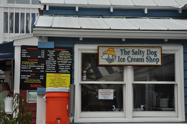 Salty Dog Ice Cream