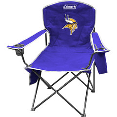Minnesota Vikings Tailgate & Camping Cooler Chair