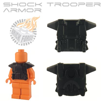 Shock Trooper Armor - Black