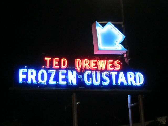 Ted Drewes, St. Louis, Missouri