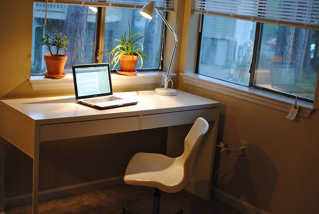 Workspace, Evening