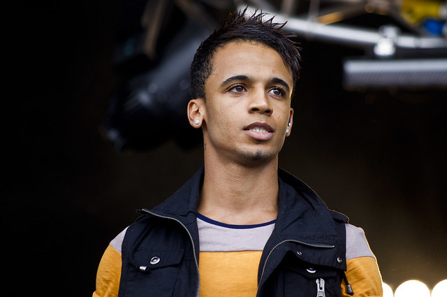 Aston, JLS - Party in the Park, Leeds