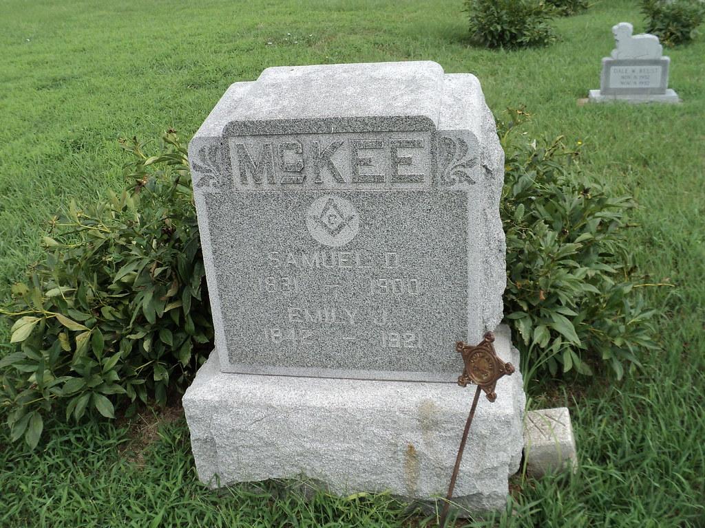Samuel D. McKee