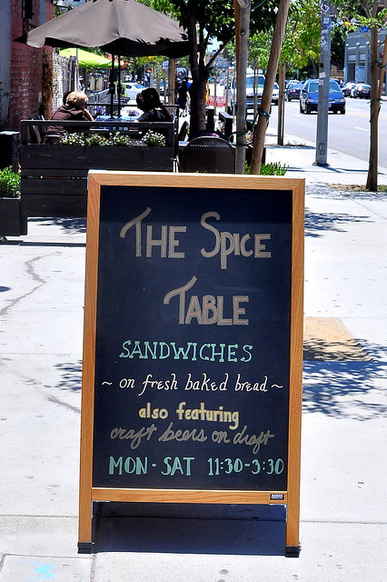The Spice Table - Downtown