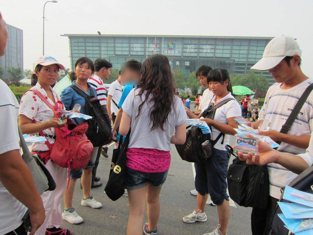 北京 第三日 - Magnificent CHL -
