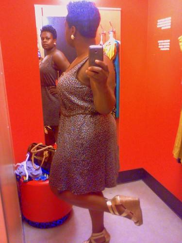 Floral Dress XL