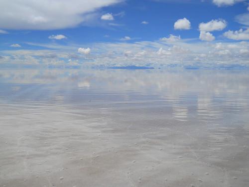 フリー写真素材, 自然・風景, 塩原・塩湖, ウユニ塩原, ボリビア,
