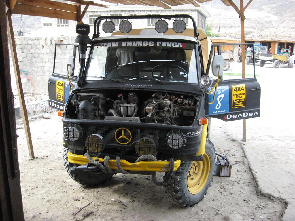 Team Unimog Punga 2011: Solitude at Altitude - 6016978141 af009f6e29 b