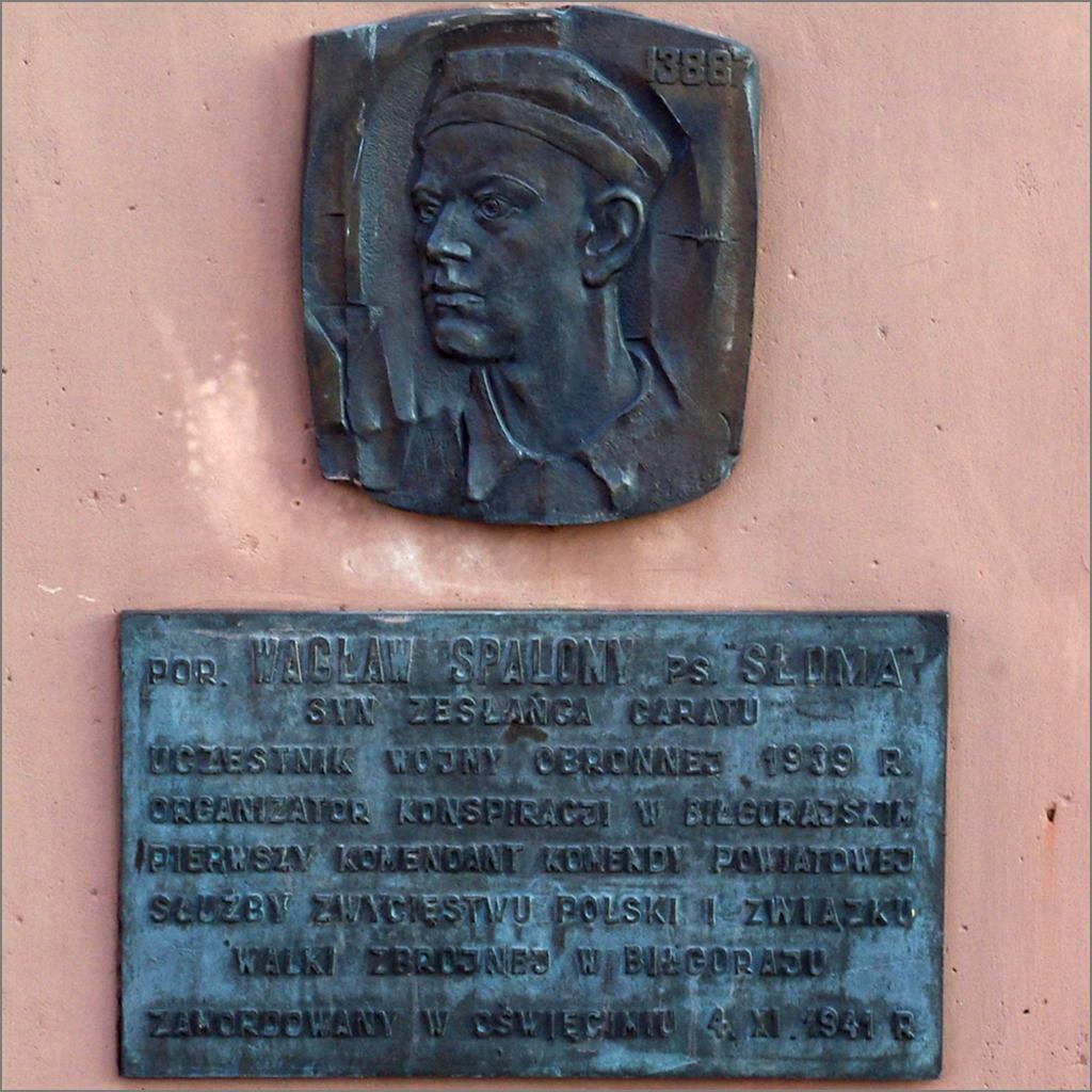 Biłgoraj Pomnik żołnierzy Armii Krajowej