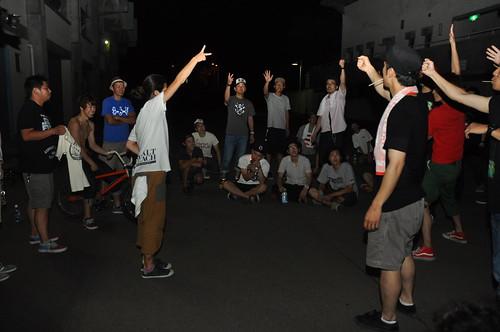 NORTH WHEELIE 2011/08/06