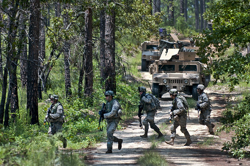 [フリー画像] 社会・環境, 戦争・軍隊, 兵士, アメリカ陸軍, 201108102300
