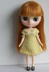 Mimi in Yellow