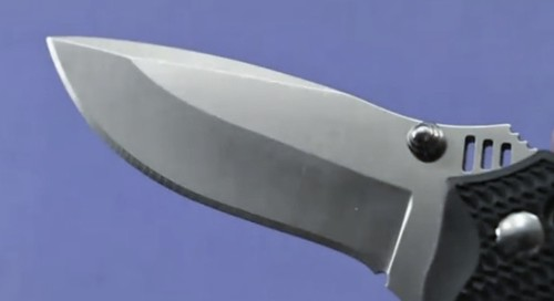 "SOG Vulcan Mini w/ Arc Lock Dual Thumb Studs 3"" VG10 Blade"