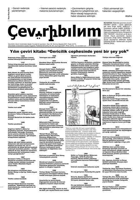 Ceviribilim alternatif kapak