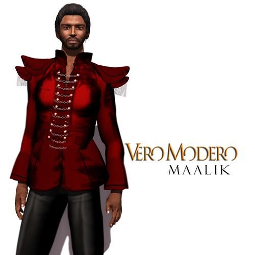 VERO MODERO _ MAALIK by Bouquet Babii / Vero Modero
