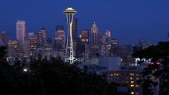 Seattle Overlook