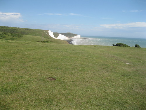 Birling Gap in distance