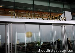 Tosca at the Ritz-Carlton Hong Kong (Shoot First, Eat Later) Tags: hongkong hotel italianfood tallesthotel