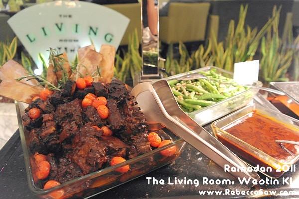 Ramadan 2011 - The Living Room, Westin KL-23