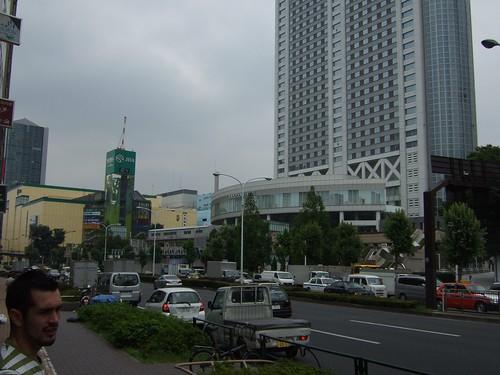 0146 - 09.07.2007 - Cerca Tokyo Dome