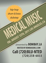 Medical Music Is now open to EVERYONE 18+. Yes You are welcome to attend Medical Music However you must have a California Medical Cannabis Card to medicate (KayO.LA) Tags: ca music brown man cali project painting los women dj angeles drum bass body stones grain amp august pd medical to p hiphop aug ac 12th djs doobie cee throw dubstep handprints rebels fri 215 the blowed ethos rhymes breakbeats bombai percee illusive mascaria bombayla kevdakhemist 720blunted