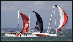 Aberdeen Asset Management Cowes Week 2011 (leightonian) Tags: uk island boat sailing unitedkingdom yacht isleofwight solent gb isle cowes wight cowesweek iow bluesail