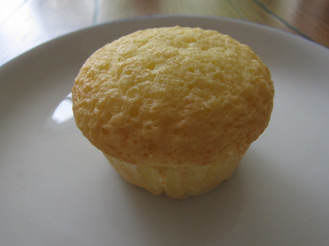 Sonja's cupcake