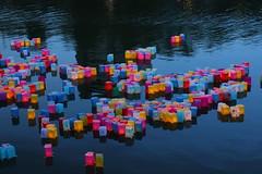 Hiroshima Lantern Festival (rileyroxx) Tags: japan hiroshima nomorenukes hiroshimapeacelanternfestival