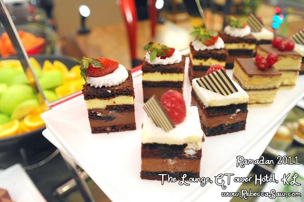 Ramadan buffet - GTower Hotel KL-43