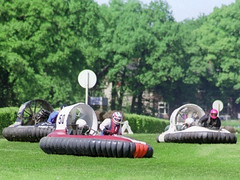 Hovercraft-Rennen (EM 2002)