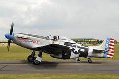 412018/412016 [44-12016] [N98CF] - P-51D Mustang 'Fragile but Agile' (pix42day) Tags: duxford mustang p51 gcbnm twilighttear thehorsemen 4463864 fragilebutagile n98cf 4412016 412016 412018 4412018