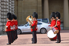 Changing of the Guard, Buckingham Palace, London (**Anik Messier**) Tags: uk england london welcomeuk